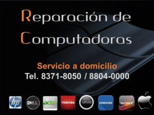 reparación de computadoras Ciudad Colón - San Bosco
